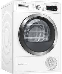 Photo Sèche Linge Condensation HomeConnect Bosch WTWH7591FF
