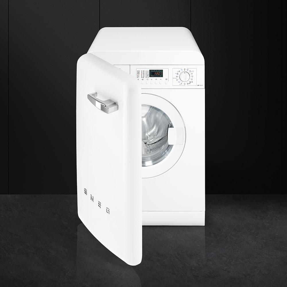 Photo Lave Linge Posable Smeg LBB14WH-2