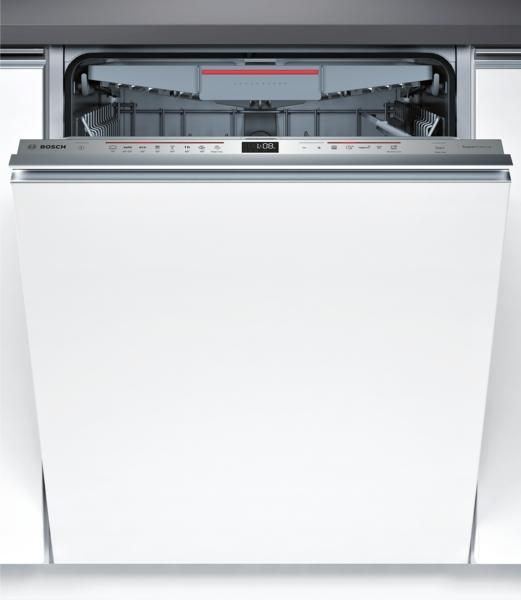 Photo Lave Vaisselle Intégrable OpenAssist Bosch SMV68MD02E