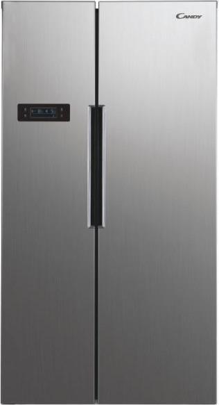 Photo Réfrigérateur Side By Side Candy CHSVN174X