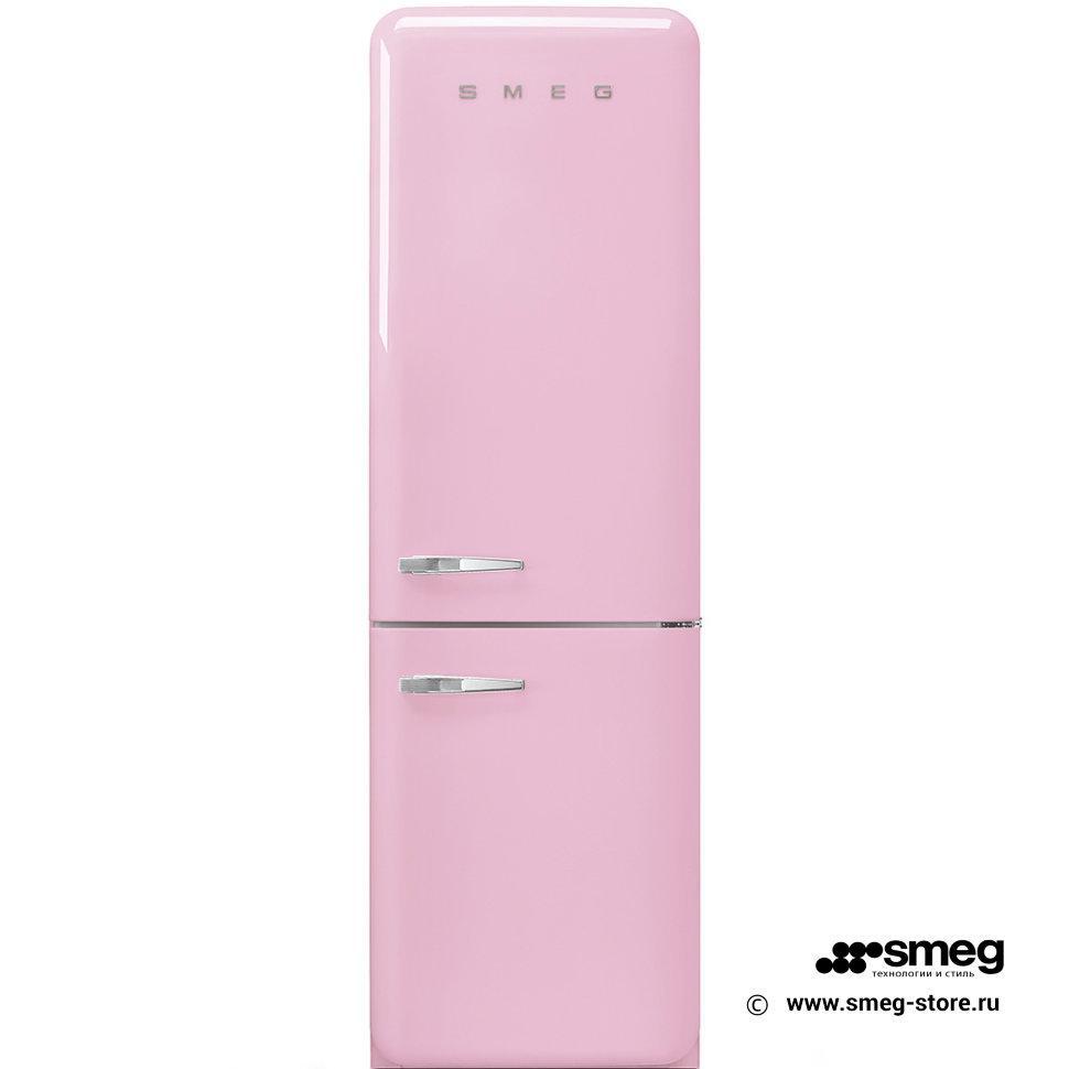 Photo Réfrigérateur Combiné Smeg FAB32RPK3