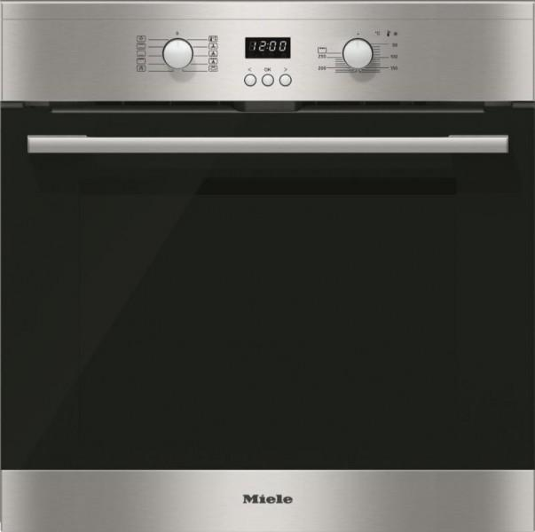 Photo Four Miele Multifonction Pyrolyse H2361BPIN