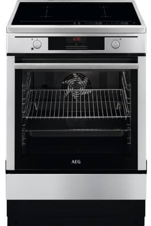 Photo Cuisinière Induction AEG CIB6670APM
