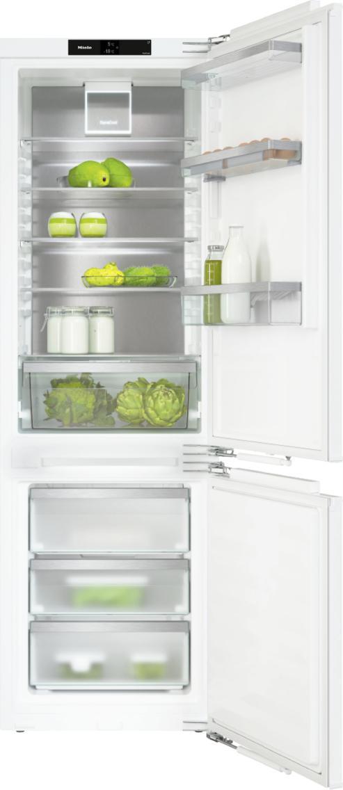 Photo Réfrigérateur Combiné Intégrable Miele KFN7764D
