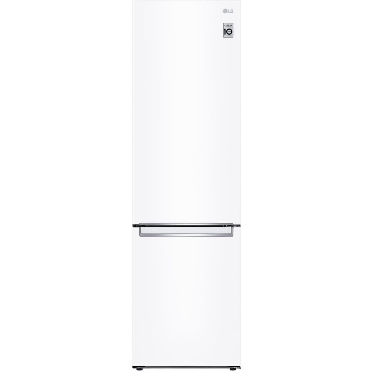 Photo Réfrigérateur Combiné LG GBB72SWVFN