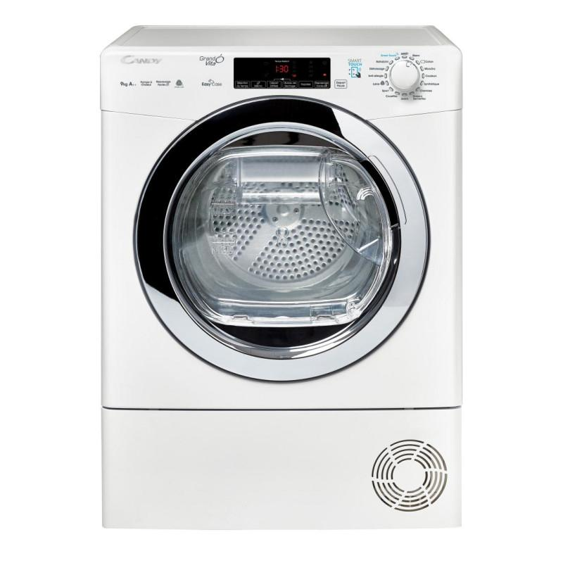 Photo Sèche Linge Condensation Candy GVSH9A2TCEX-47