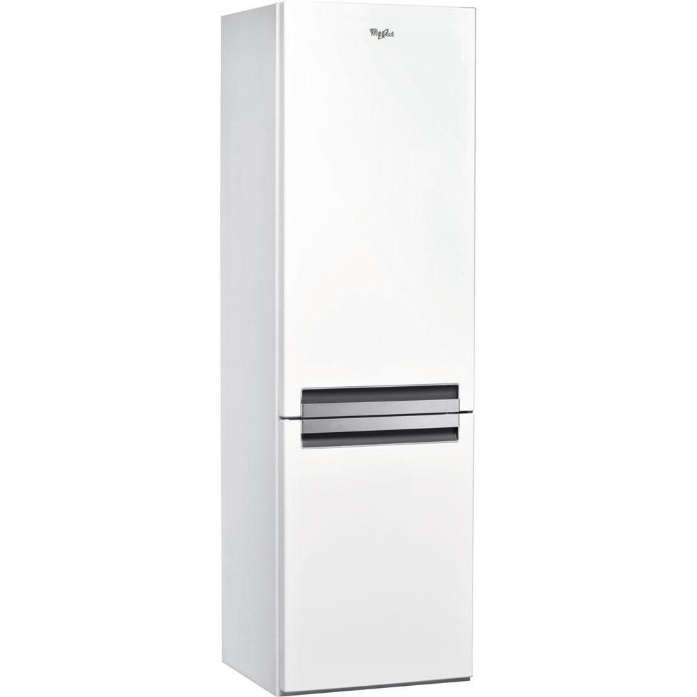 Photo Réfrigérateur Whirlpool Combiné BLFV8121W