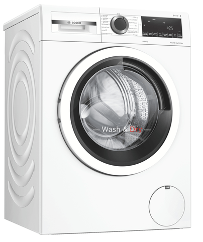 Photo Lave-Linge Sechant Bosch WNA13400FF