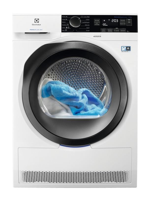 Photo Sèche-linge Condensation Electrolux EW8H2924RA