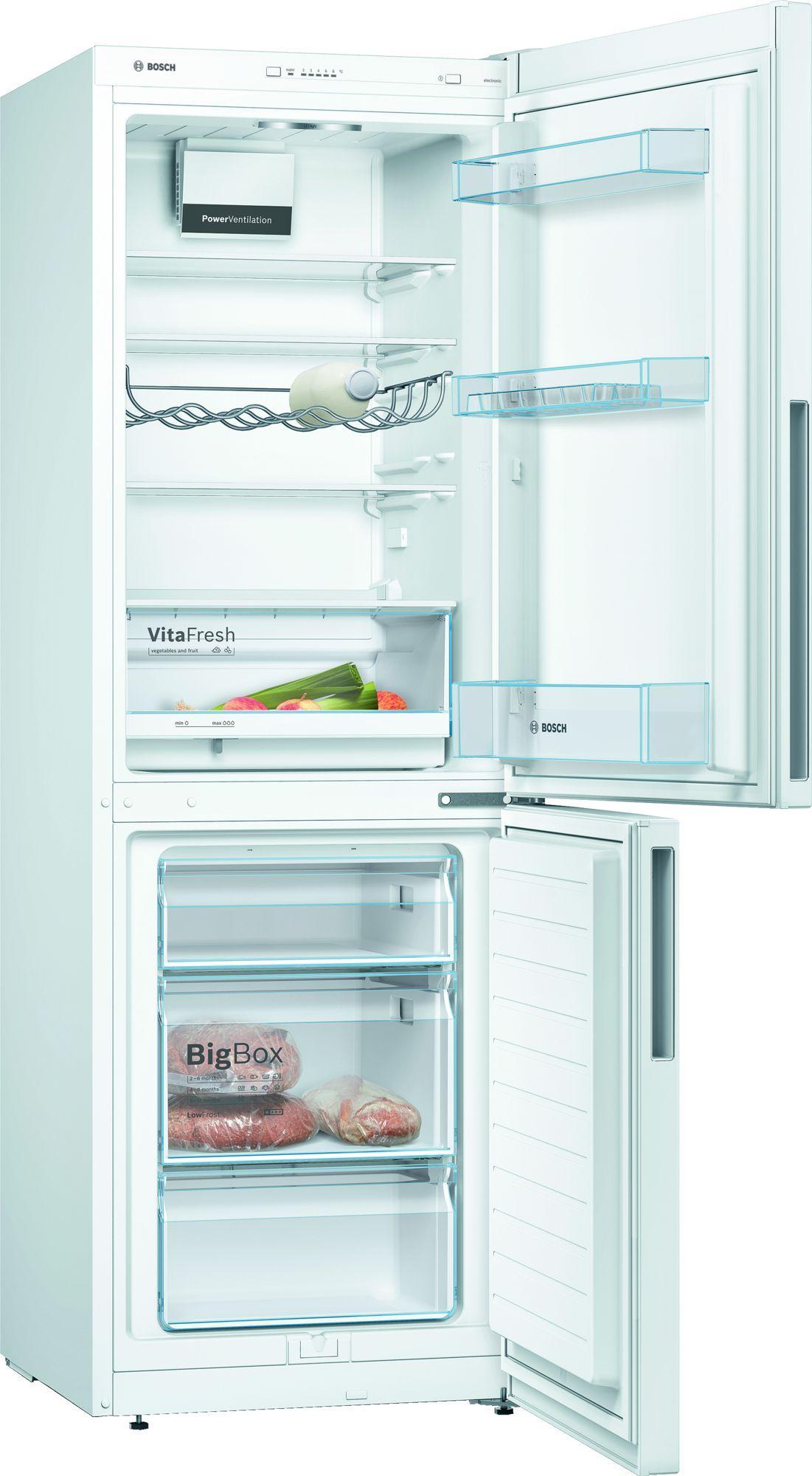 Photo Réfrigérateur Combiné Bosch KGV33VWEAS