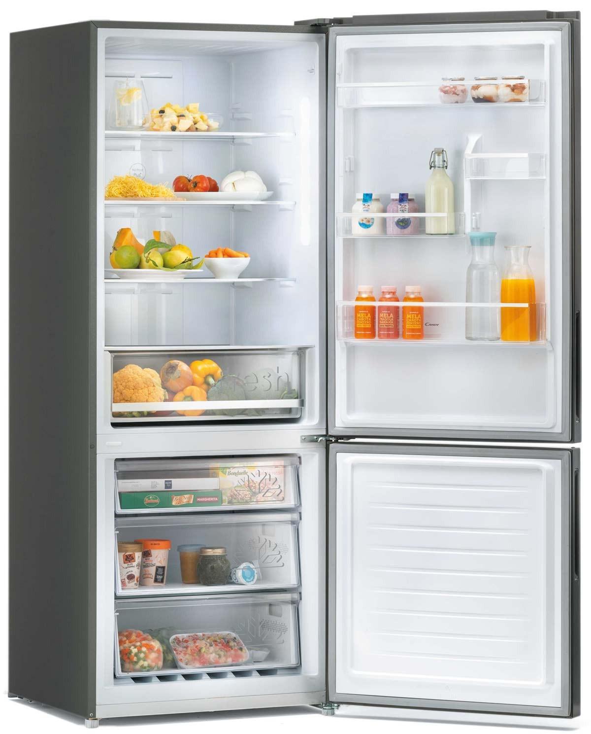 Photo Réfrigérateur Combiné Candy CMNV7184BN