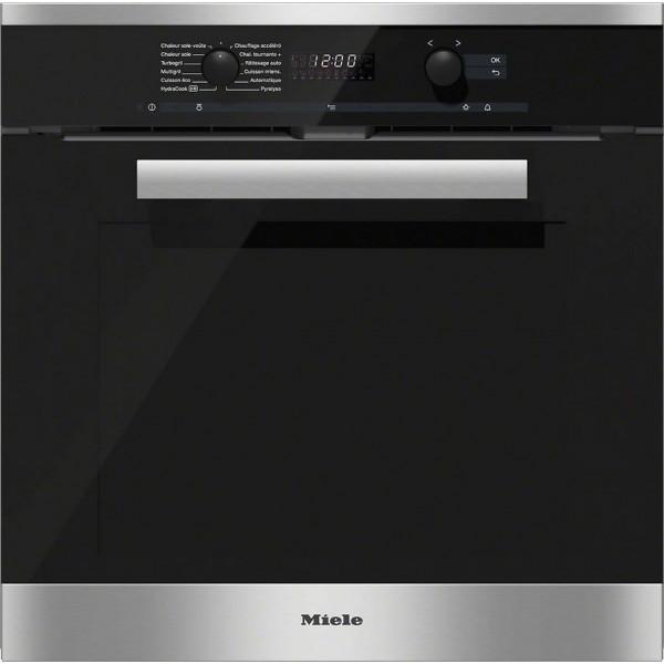 Photo Four Miele Multifonction Pyrolyse H6267BPIN