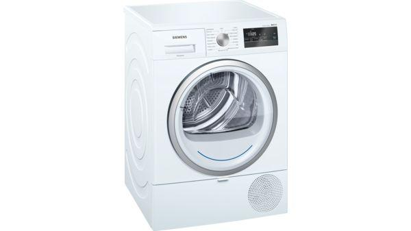 Photo Sèche Linge Condensation  Siemens WT45RV01FF
