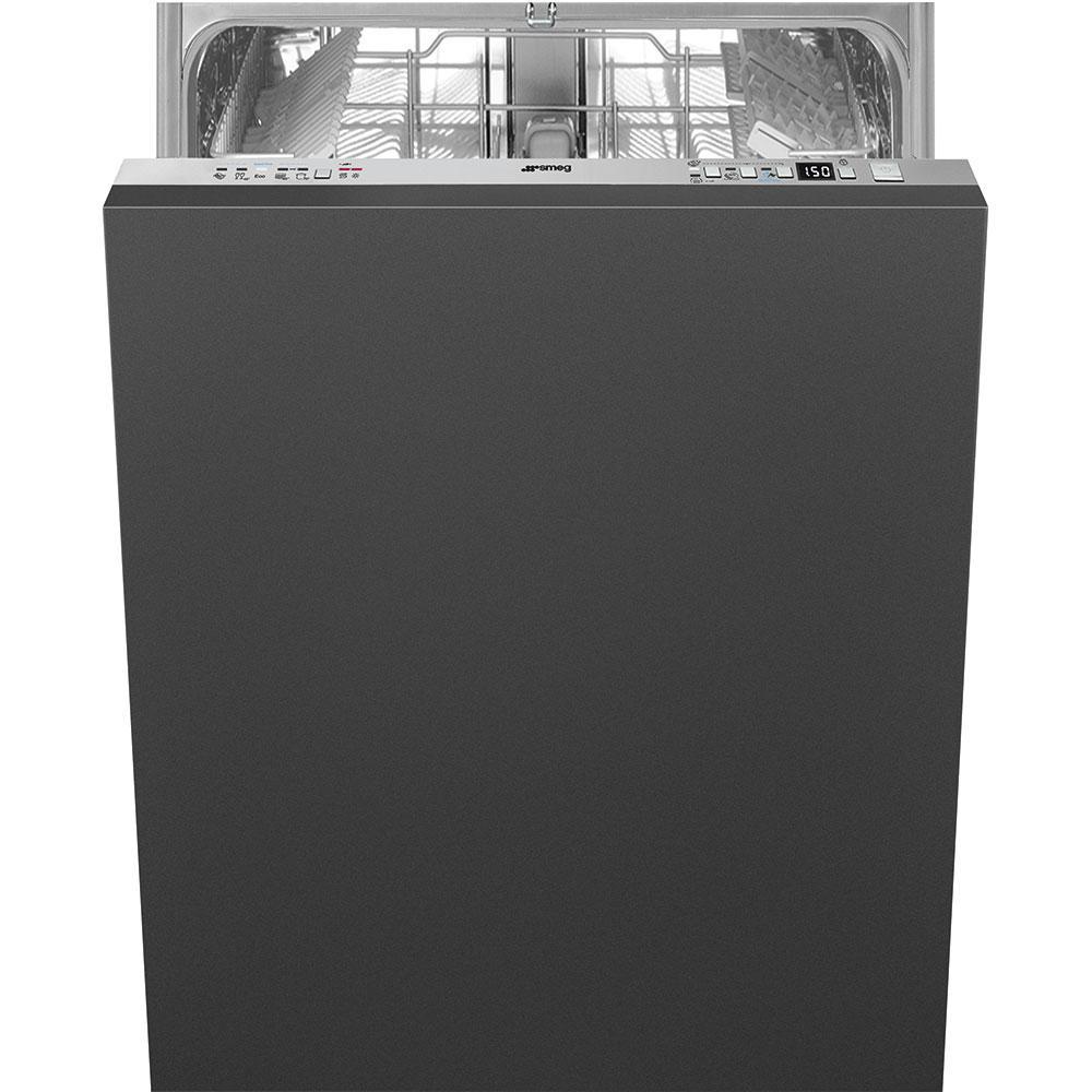 Photo Lave Vaisselle Intégrable Smeg STLA825A-2