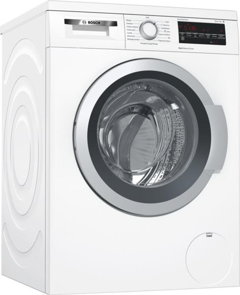 Photo Lave linge Frontal Bosch WUQ28408FF