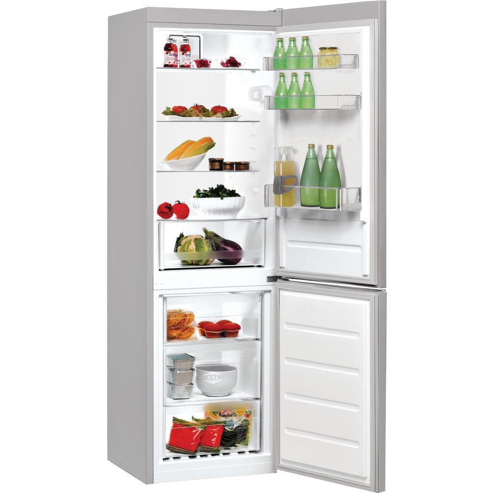 Photo Réfrigérateur Combiné Indesit  LR8S1FS