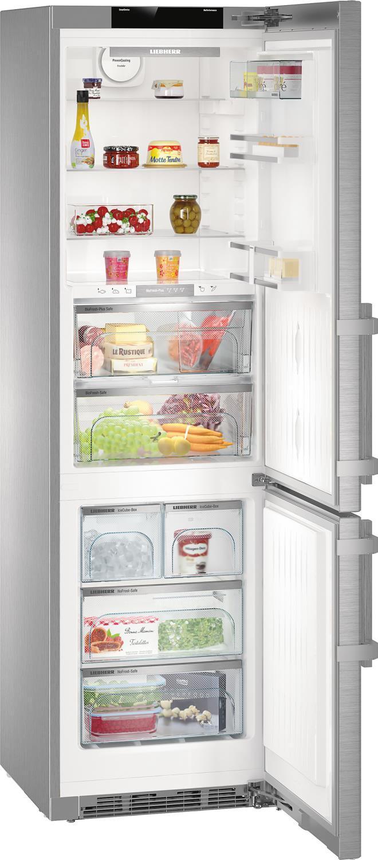 Photo Réfrigérateur Combiné Liebherr CBNES4898-21