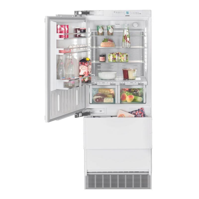 Photo Réfrigérateur Combiné Intégrable Liebherr ECBN5066G-23
