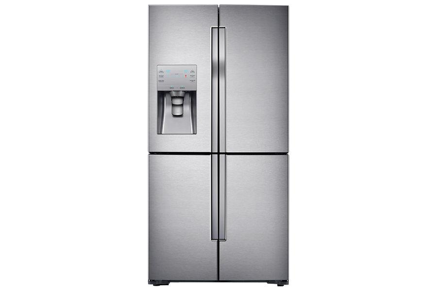 Photo Réfrigérateur Samsung Americain RF56J9040SR/EF