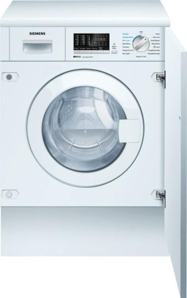 Photo Lave linge-Sèchant Siemens Intégrable WK14D541FF