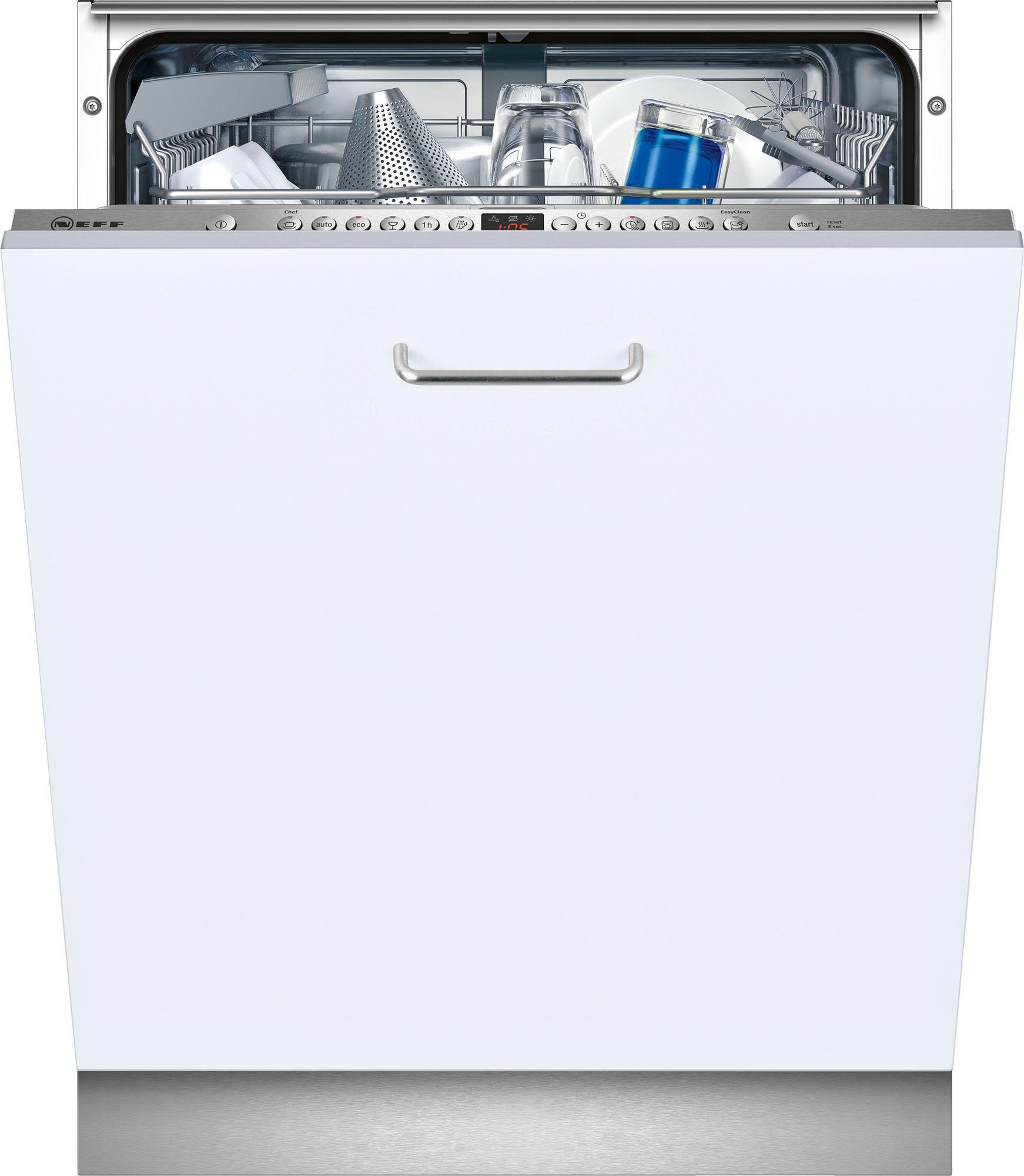 Photo Lave Vaisselle Tout Intégrable Neff S713Q60X3E