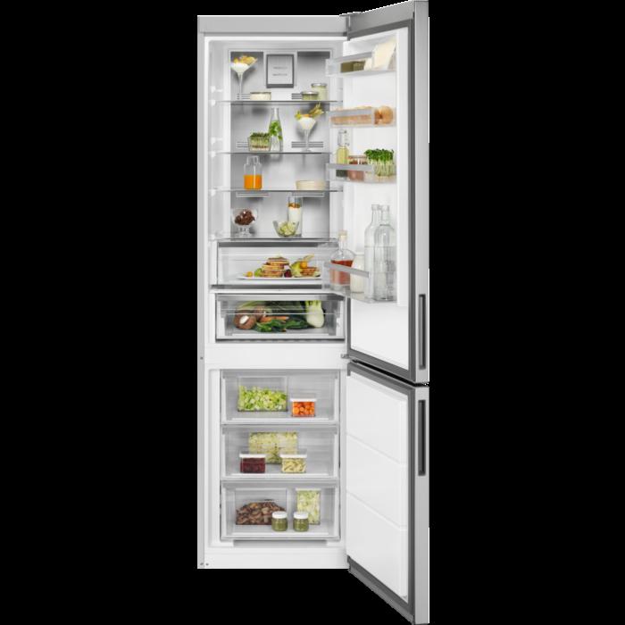 Photo Réfrigérateur Combiné Electrolux EN3885MOX