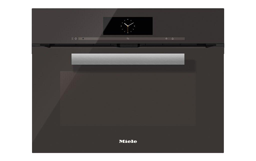 Photo Four Miele Multifonction Pyrolyse H6800BPBR