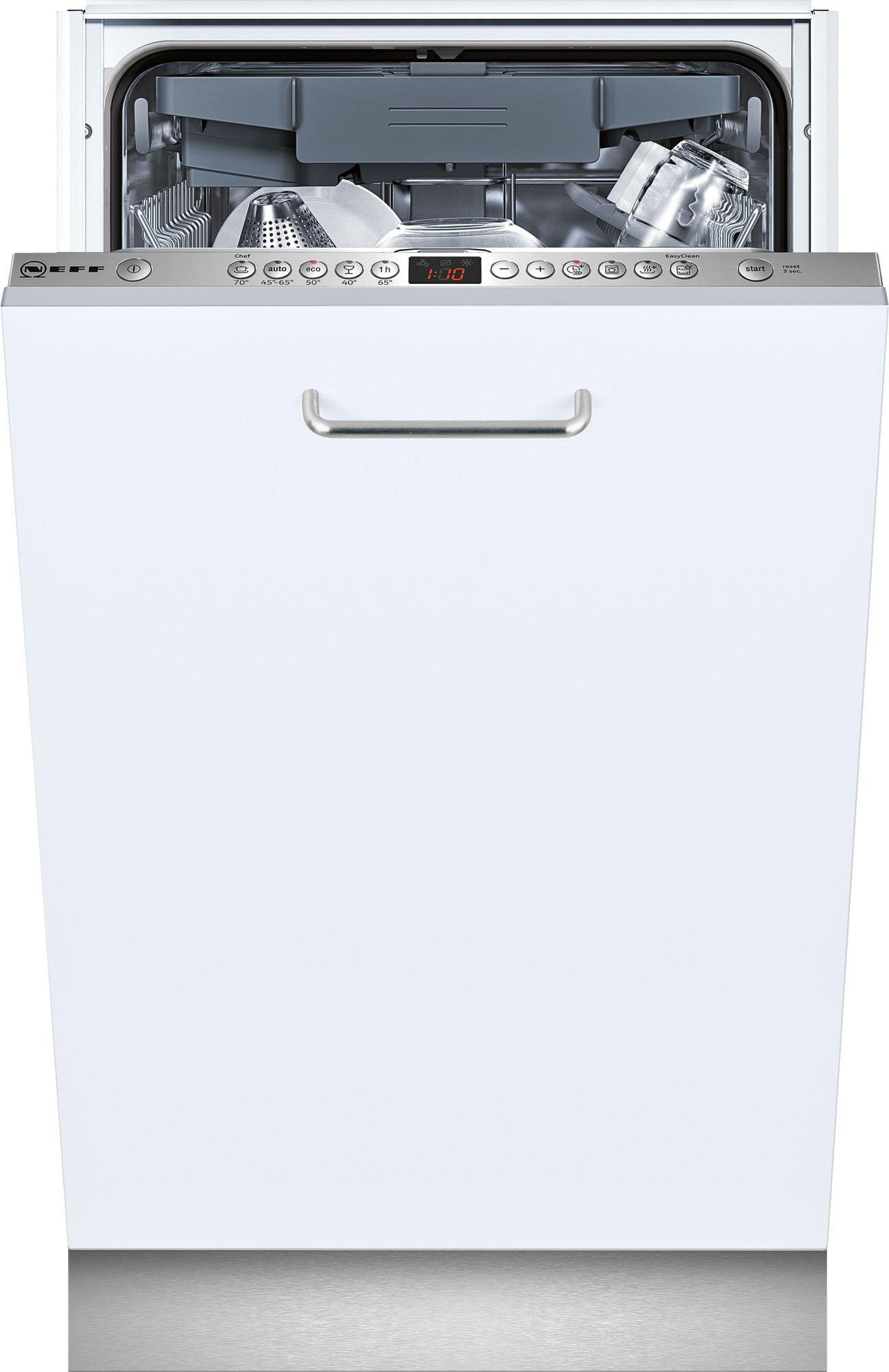 Photo Lave Vaisselle Tout Intégrable Neff S583M50X0E