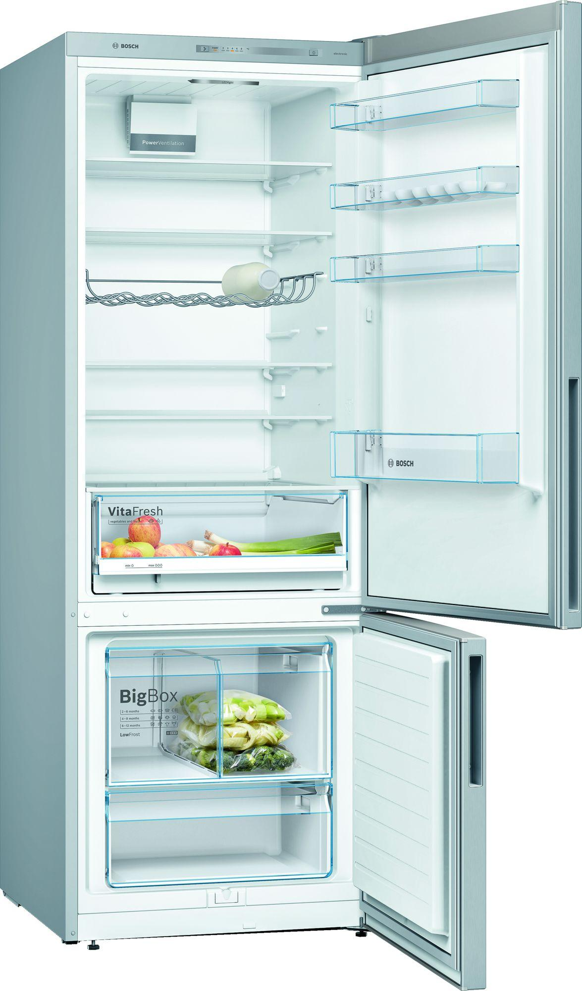 Photo Réfrigérateur Combiné Bosch KGV58VLEAS