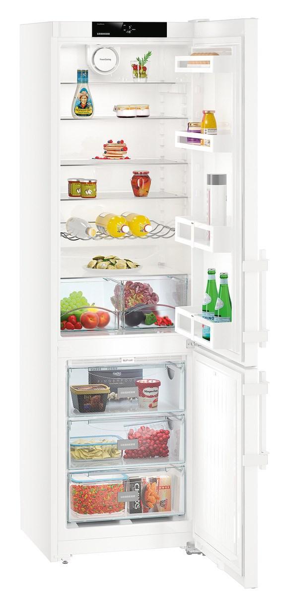 Photo Réfrigérateur Liebherr Combiné CN4015