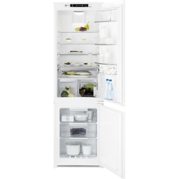 Photo Réfrigérateur Combiné Intégrable Electrolux ENN2854COW