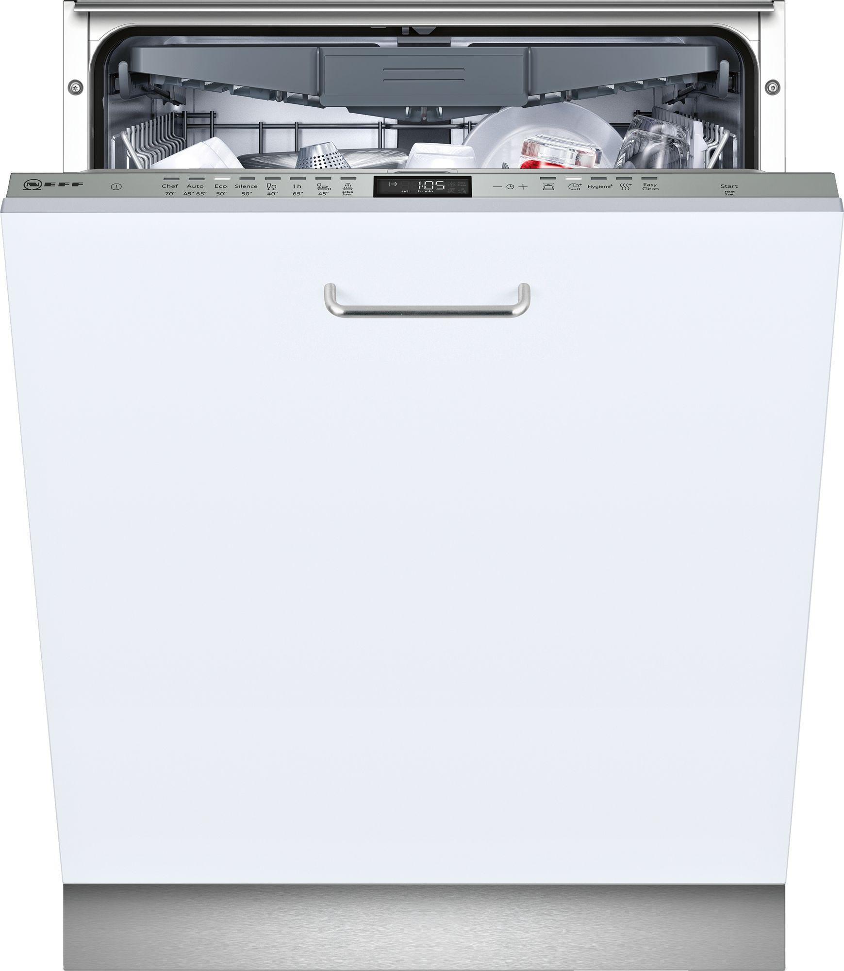 Photo Lave-Vaisselle intégrable Neff S515M80X0E