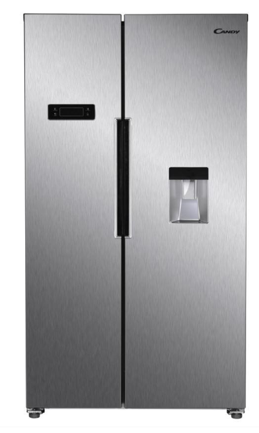 Photo Réfrigérateur Américain Candy CHSBSO6174XWD