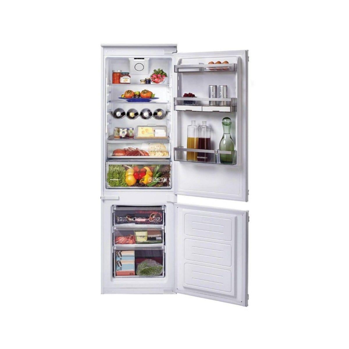 Photo Réfrigérateur Combiné Intégrable Rosières RBBS172/N