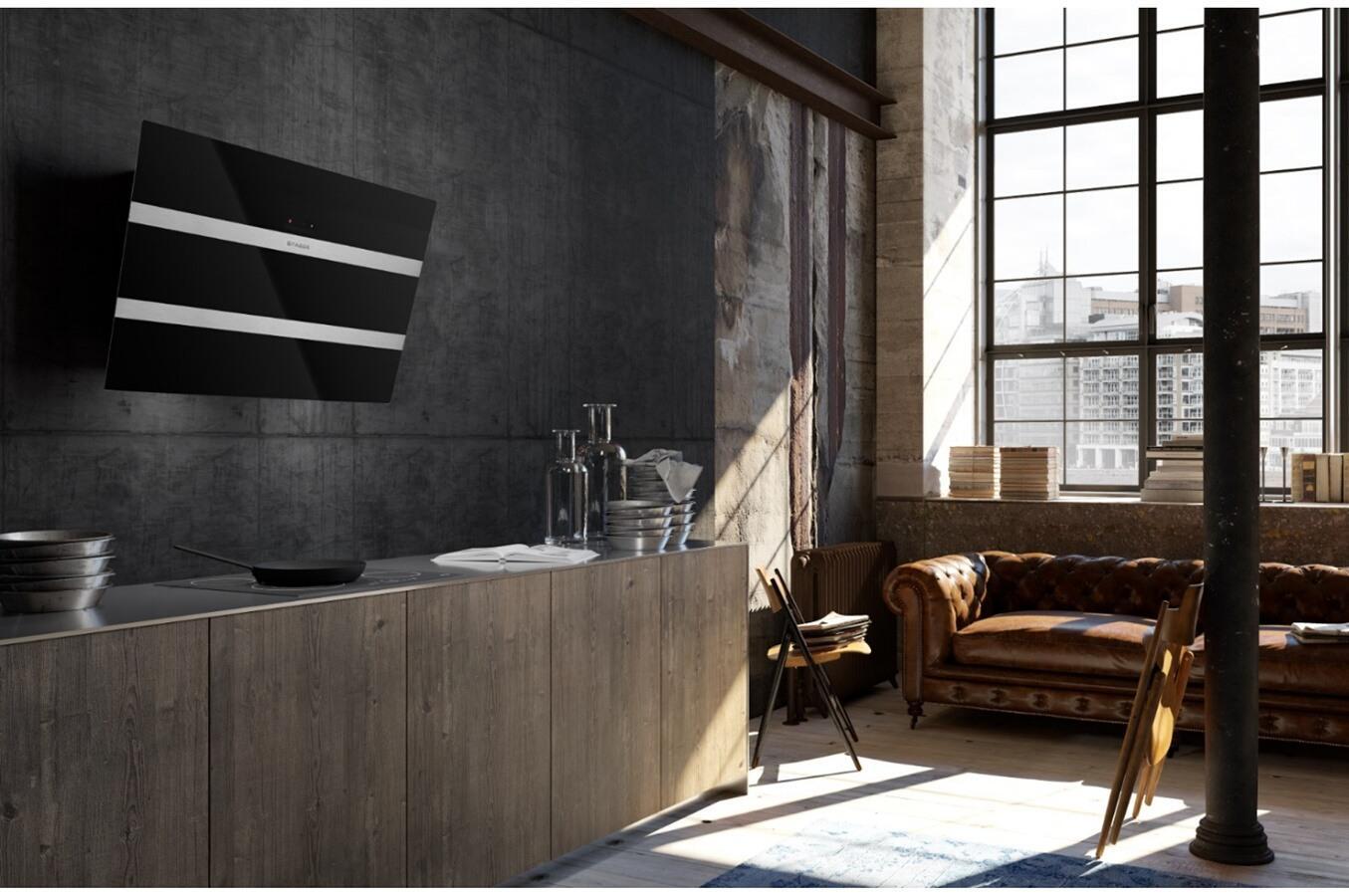 Hotte Inclinée Faber Steel Max 5513357