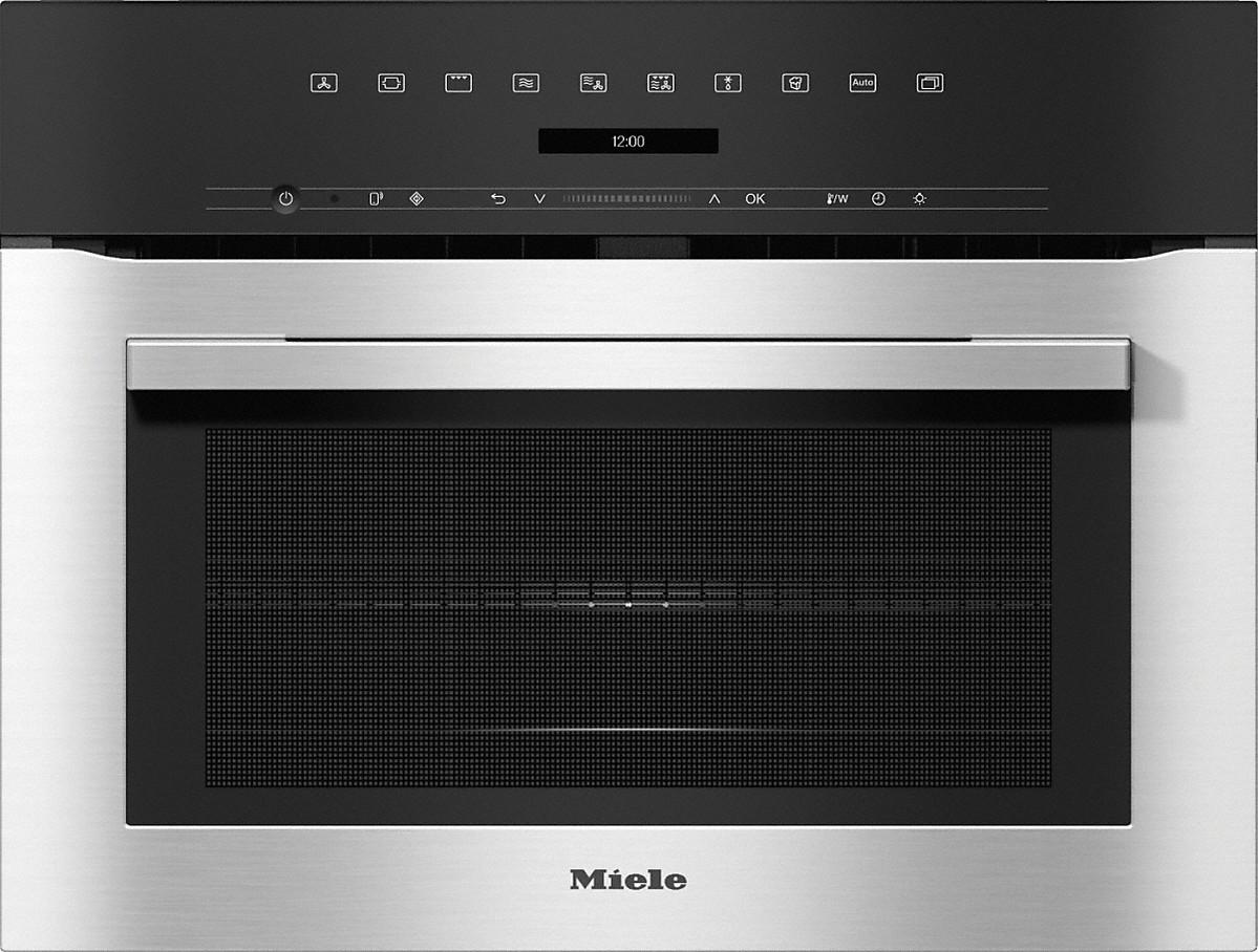 Photo Four Combiné Micro Ondes Miele H7140BM