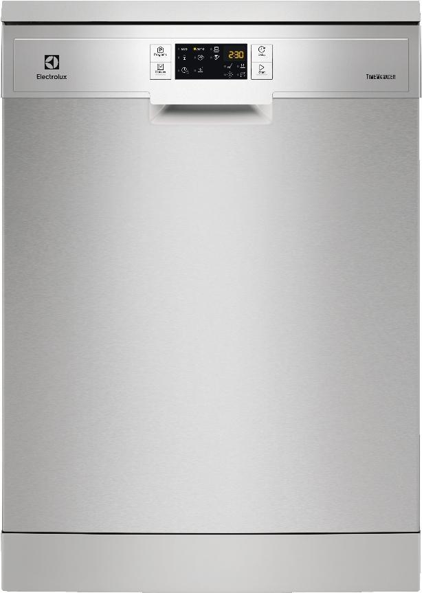 Photo Lave Vaisselle Posable Electrolux ESF5542LOX