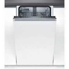 Photo Lave Vaisselle Intégrable Bosch SPV25CX00E