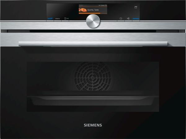 Photo Four Siemens Vapeur CS656GBS1