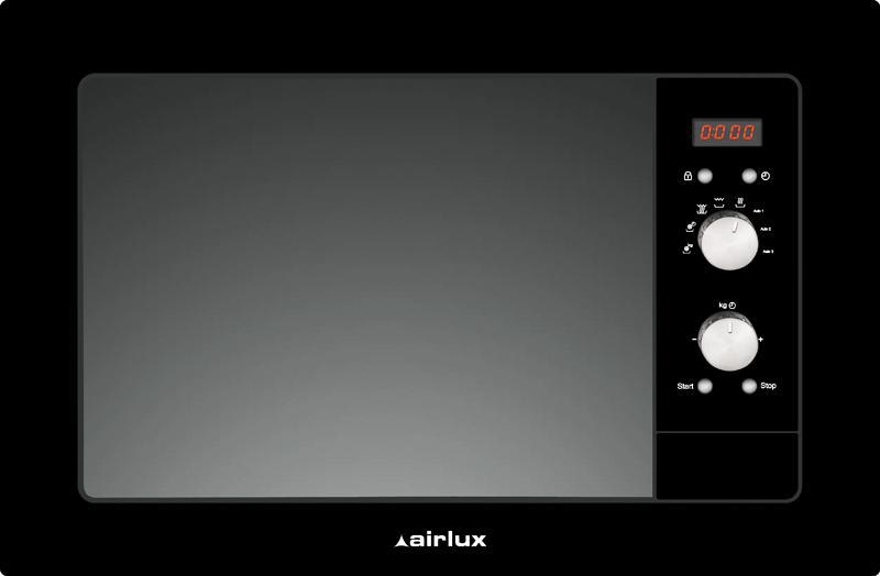 photo micro ondes encastrable airlux ami1821bk. Black Bedroom Furniture Sets. Home Design Ideas