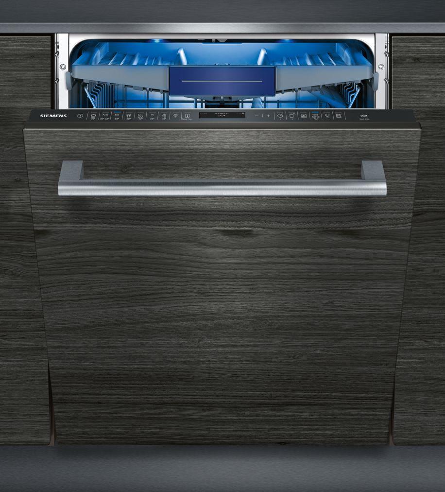 Photo Lave Vaisselle Intégrable Siemens,SN658X06ME