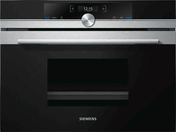Photo Four Siemens Vapeur CD634GBS1