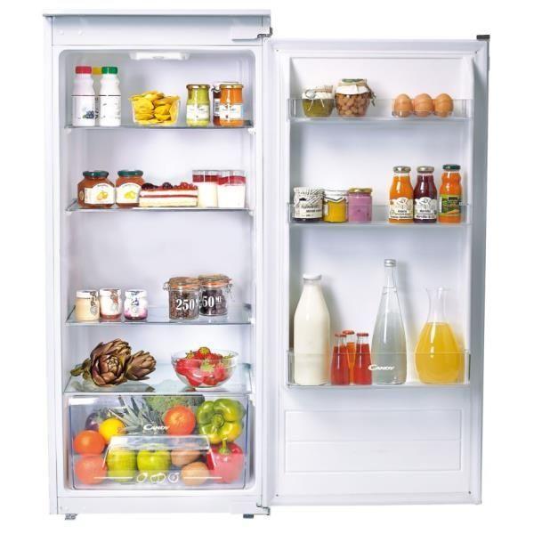 Photo Réfrigérateur Intégrable Candy CBL150N/N