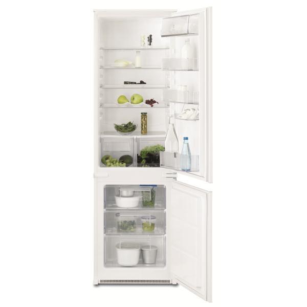 Photo Réfrigérateur Electrolux Combiné Intégrable ENN12801AW