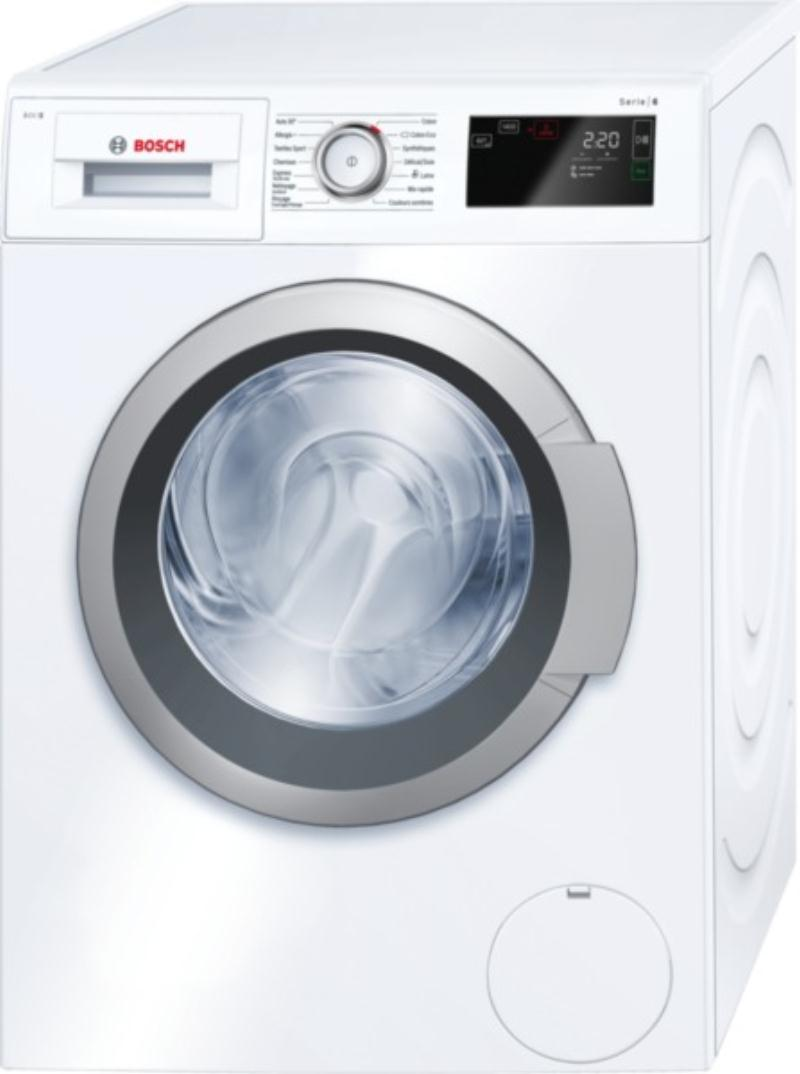 Photo Lave linge Bosch Frontal WAT28609FF