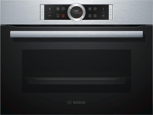 Photo Four Bosch Multifonction Pyrolyse CBG675BS1