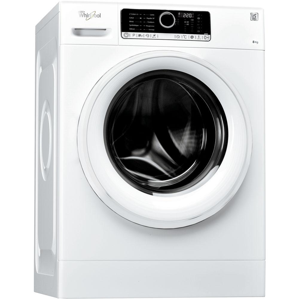 Photo Lave linge Frontal Whirlpool FRCR80413