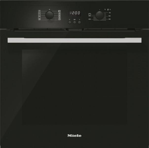 Photo Four Miele Multifonction Pyrolyse H2361BPNR