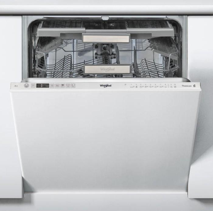 Photo Lave Vaisselle Intégrable Whirlpool WKCIO3T123PEF
