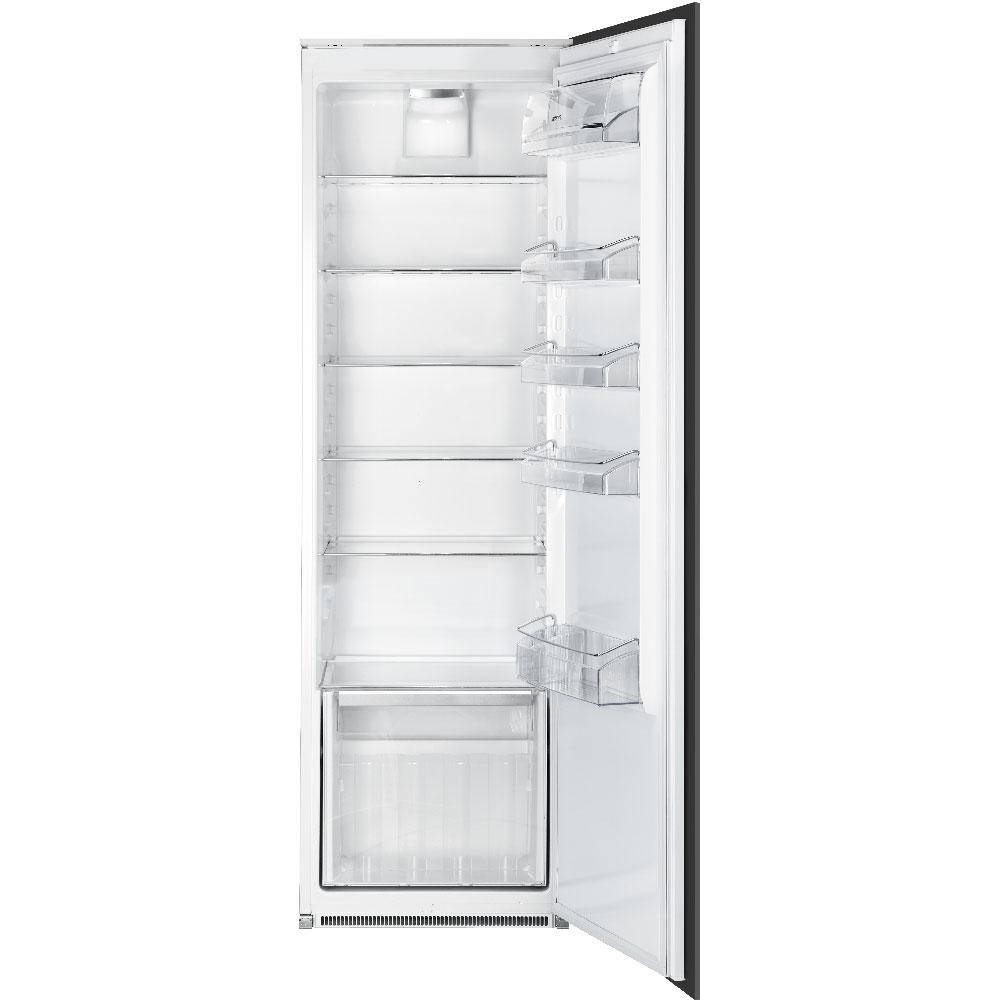 R frig rateur 1 porte int grable smeg s7323lfep for Refrigerateur 1 porte